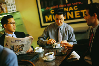 business referrals