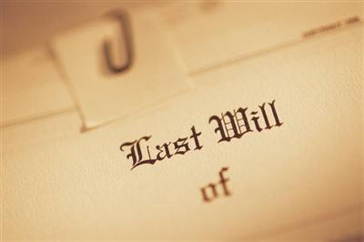 last-will testament
