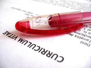 writing-a-cv
